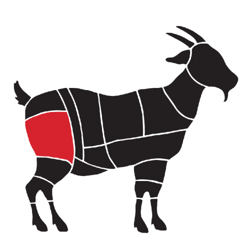 Pastramă de capră la baiț